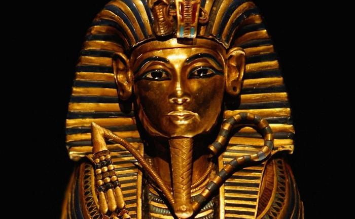 The Boy King Tutankhamun