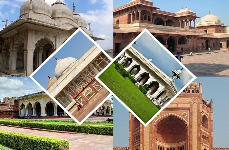 Tourist Places in Fatehpur Sikri