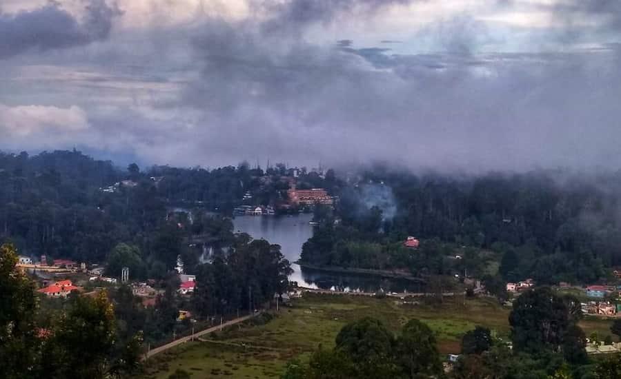 Upper Lake View, Kodaikana