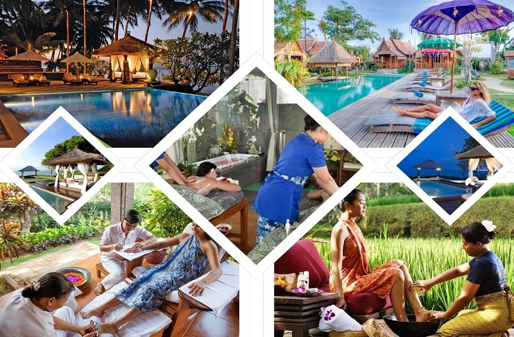 Spa Resorts in Bali
