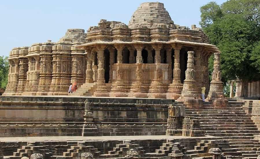 Sun Temple Modhera, Gujarat