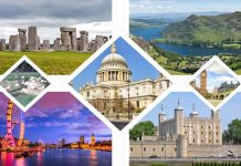 Tourist Attractions in England