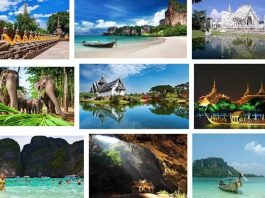 Tourist Attractions in Thailand