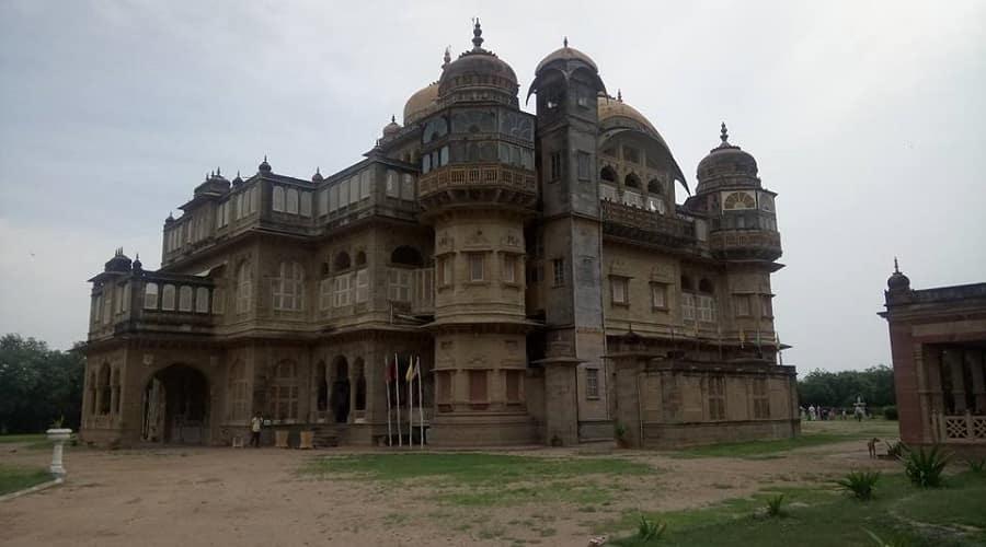 Vijay Vilas Palace, Kutch