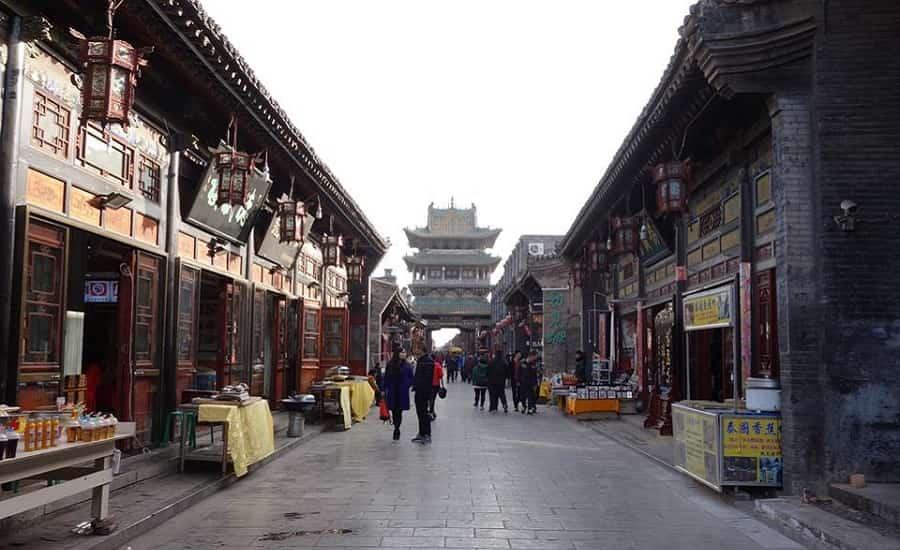 Pingyao Market