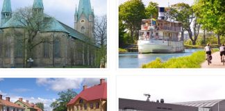 Tourist Places in Linkoping