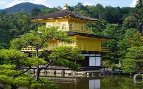 Kinkaku-Ji – The Golden Pavilion