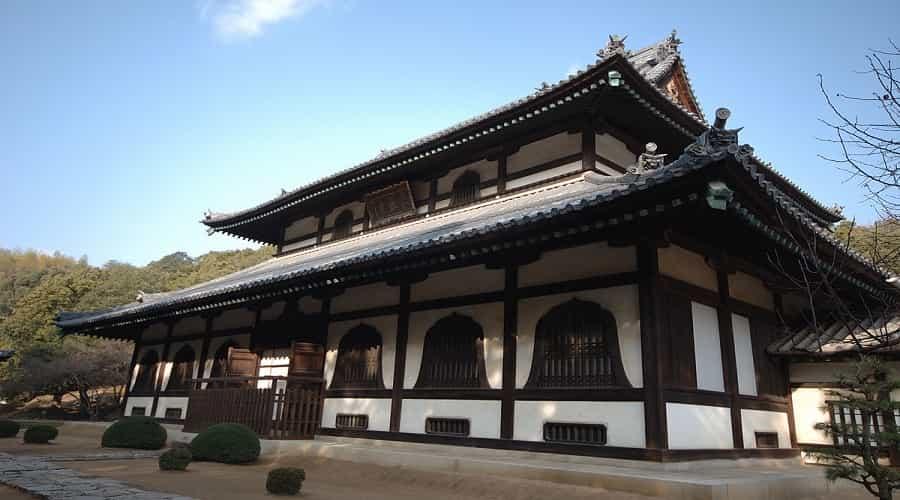 Sogenji, Okayama