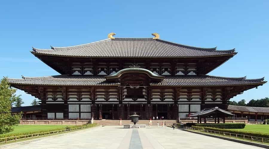 Todaiji Temple, Nara, Honshu Island