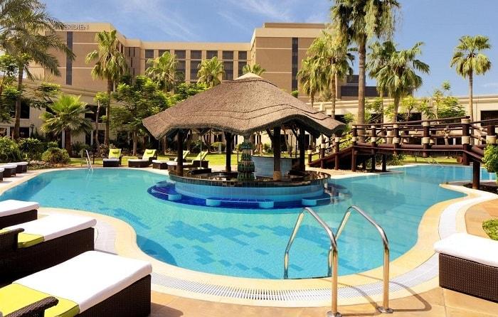 Le Meridien Hotel Dubai Airport Road