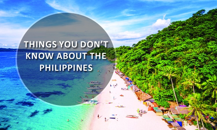 Things You Don't Know About the Philippines