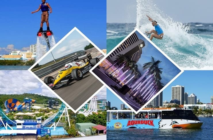Adventure Activities in Gold Coast