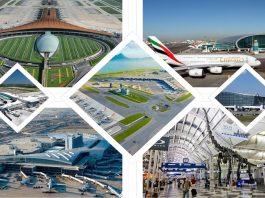 Busiest International Airports
