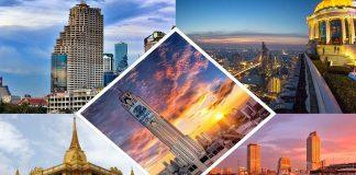 Highest Points in Bangkok