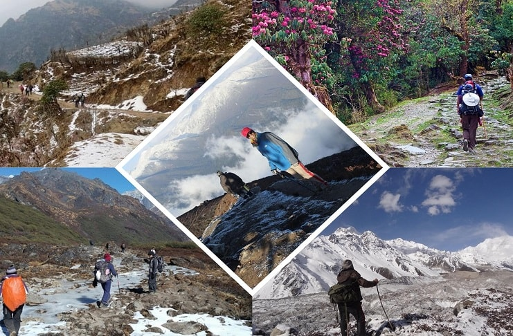 Trekking Destination in Sikkim