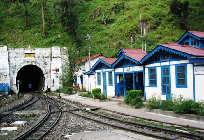 Tunnel No.33, Barog