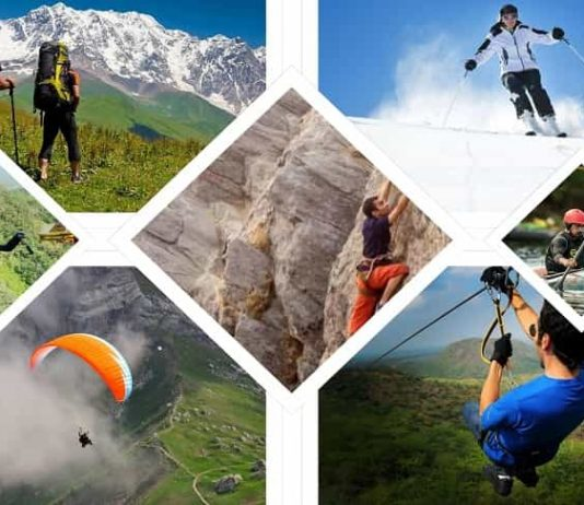 Adventure Sports In Uttarakhand