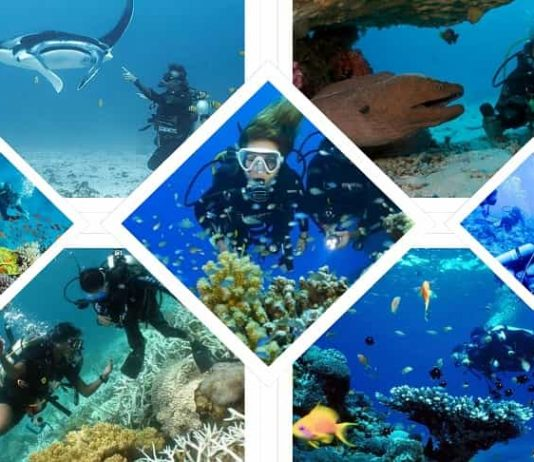Scuba Diving Locations in Southeast Asia