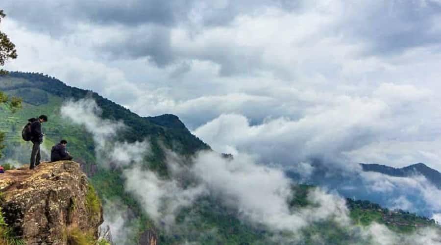 Kodaikanal during Monsoon Season