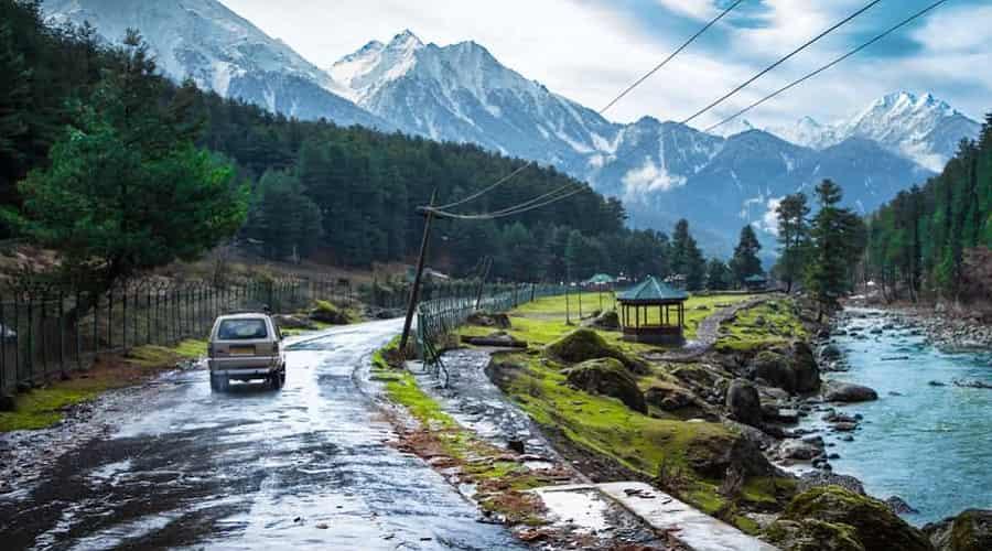 Pahalgam in Monsoon