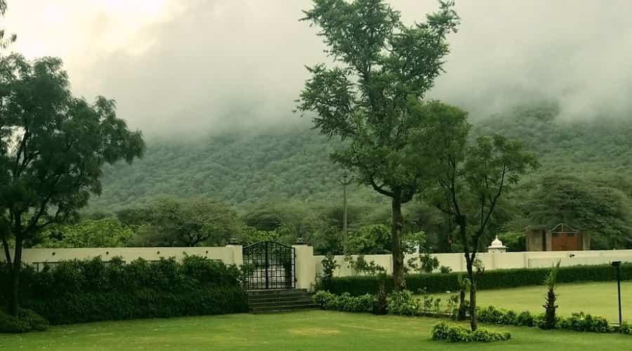 Pushkar during Rainy Season