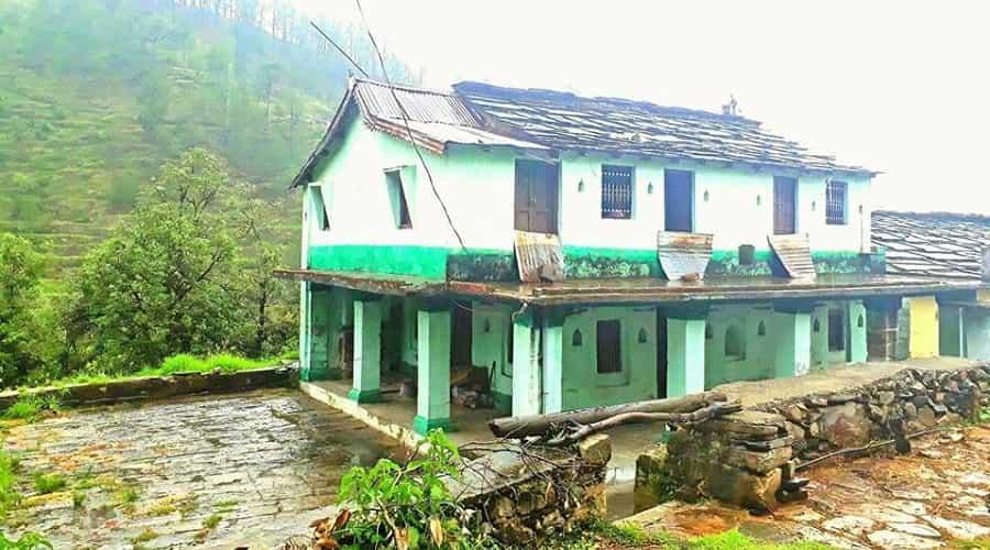Ranikhet in Monsoon