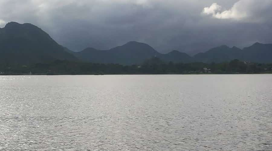 Udaipur In Monsoon