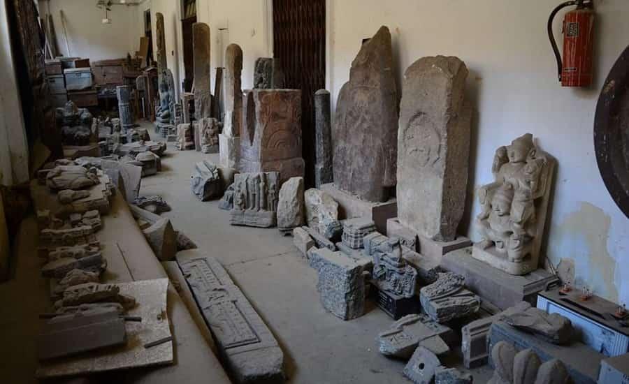 Archaeological Museum, Gaya