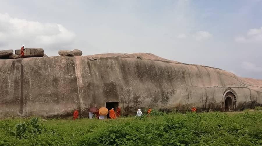 Barabar Caves, Gaya