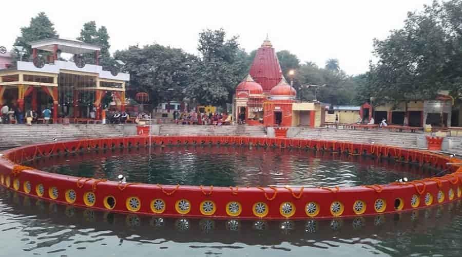 Chakra Tirth, Naimisharanya