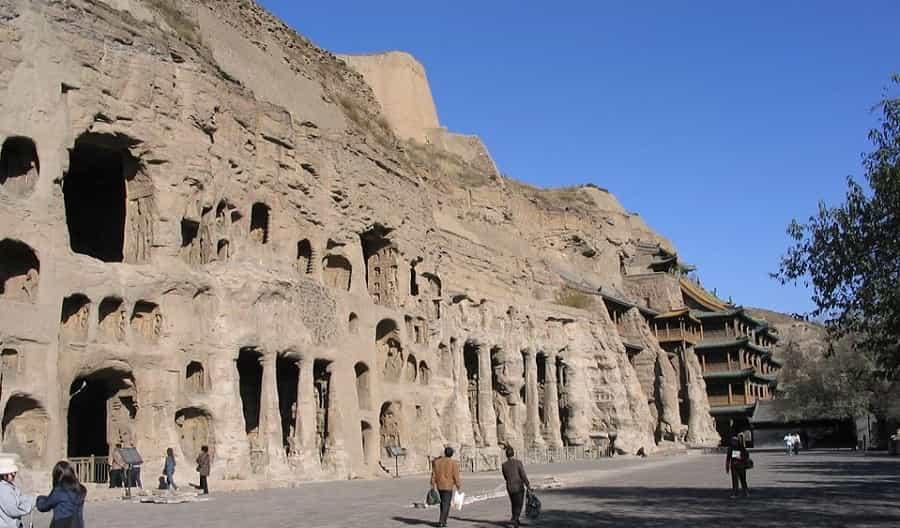 Dungeshwari Cave Temples, Bihar
