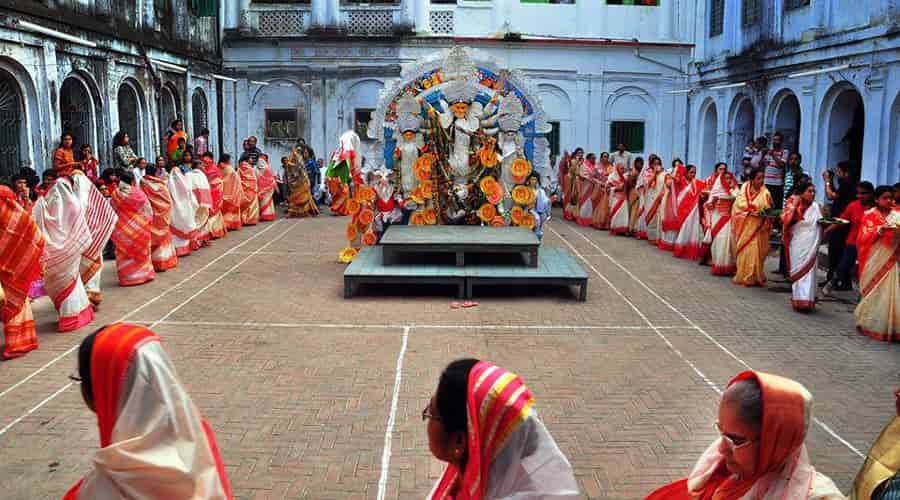Durga Pooja Celebration