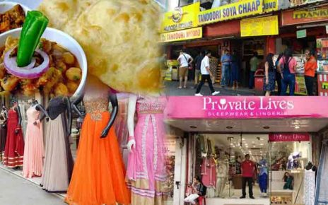 Food & Shopping in Lajpat Nagar