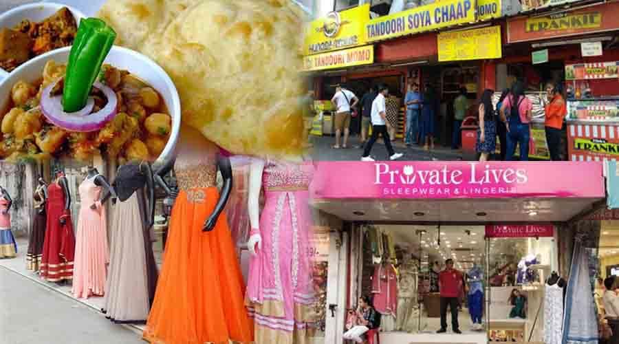 Food & Shopping in Lajpat Nagar