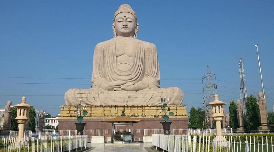 Great Buddha Statue, Gaya