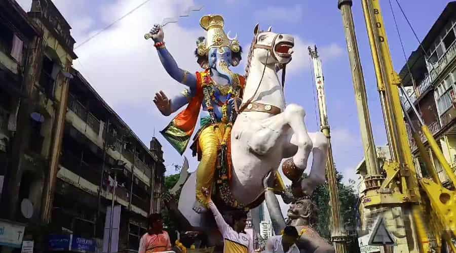 Kamatipuracha Chintamani Ganesh