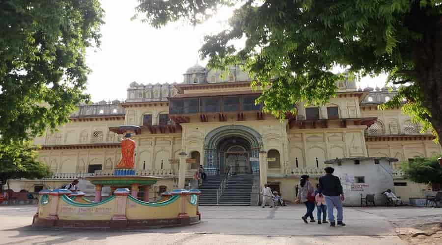 Kanak Bhawan temple, Ayodhya