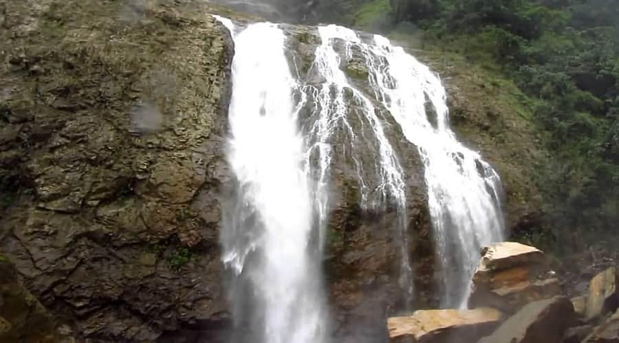 Kune Falls, Lonavala