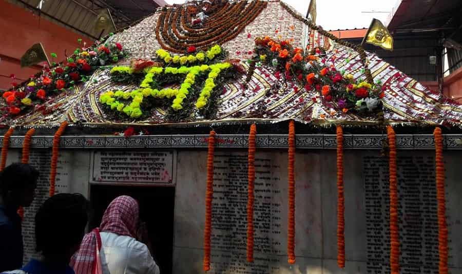 Mangala Gauri Temple, Gaya