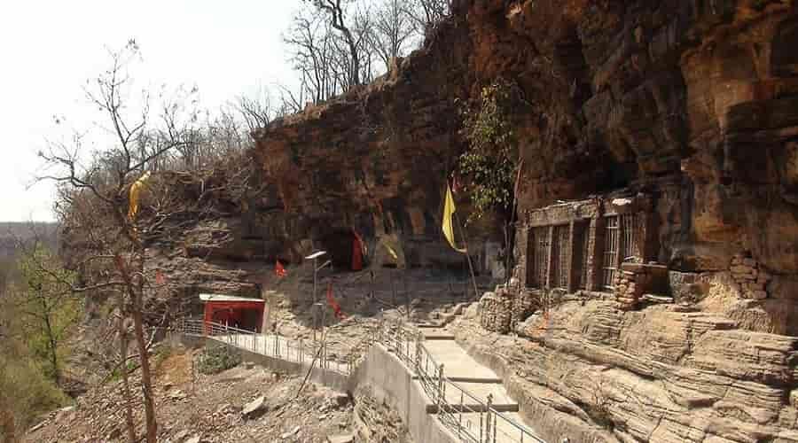 Muchkund Caves, Deogarh