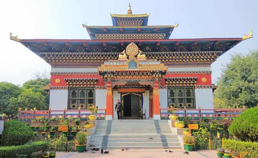 Royal Bhutan Monastery, Bodh Gaya