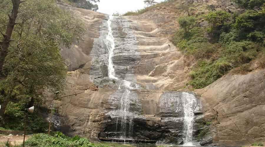 Silver Cascade Waterfall, Kodaikanal