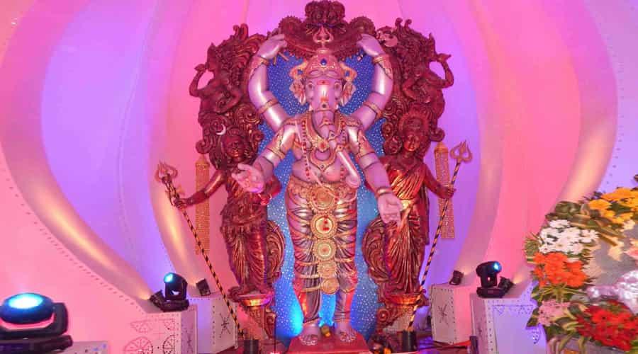 Tulsiwadi Cha Maharaja Ganesh