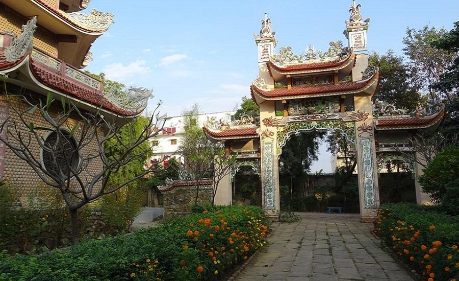 Vietnamese Temple, Gaya