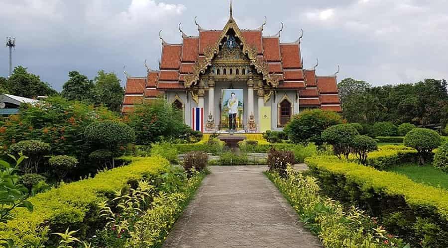 Wat Thai Monastery, Gaya