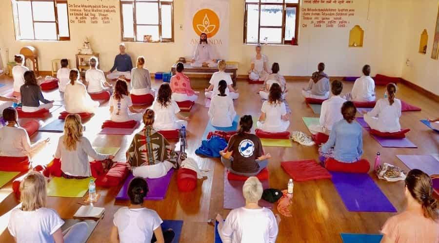 Anand Prakash Yoga Ashram