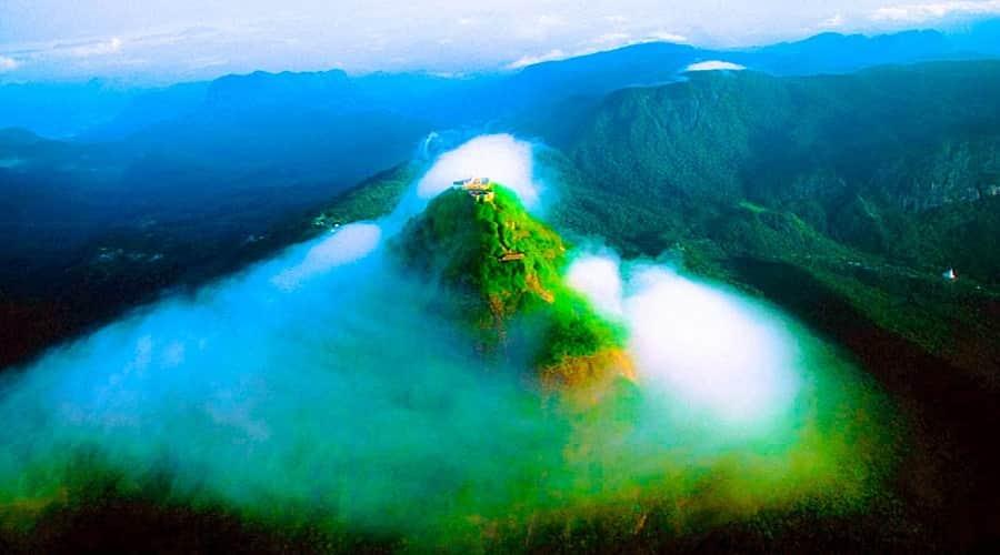 Dolukanda Sanjeevani Mountain