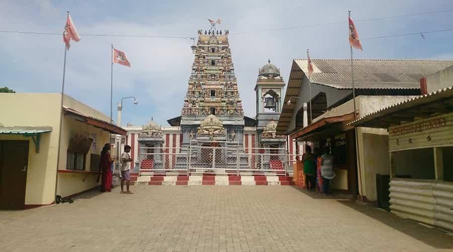 Ketheeswaram Temple, Mannar