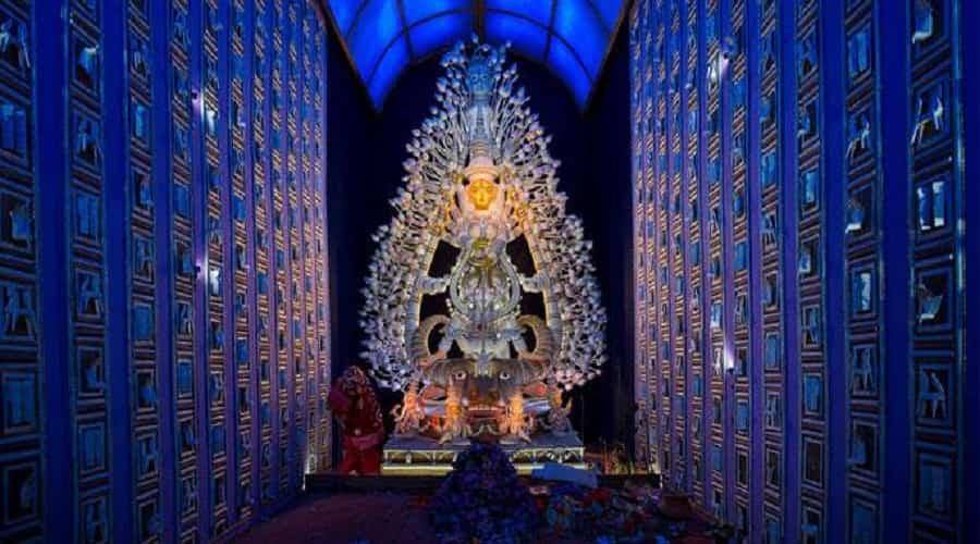 Sikdar Bagan Sadharan Durga Puja