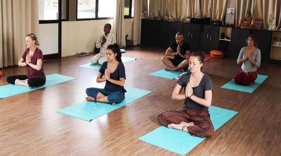 Vishwa Shanti Yoga